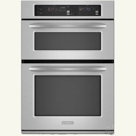 Double Ovens: Kitchen Aid Double Wall Oven