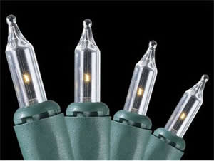 how to replace christmas mini bulbs