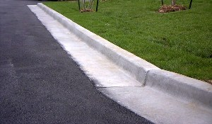Why Install Concrete Curbs Amp Gutters Along The Edge Of A