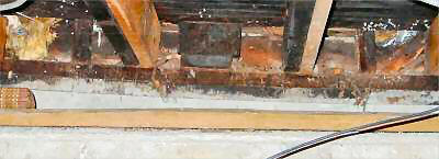 damaged sill plate
