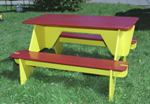 Picnic Table Design 101 - Welcome to Shaw Webspace!