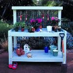 long potting bench
