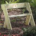 how to build outdoor garden benches 34 free plans plans 33 34