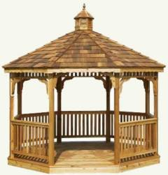Building Plans for Gazebos | eHow.co.uk