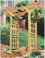 How To Make A Garden Arbor 17 Free Plans Plans 1 to 8