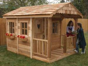 playhouse plan free