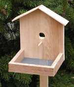 How To Build A Bird Feeder