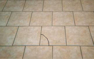 Replacing A Cracked Ceramic, Porcelain, Marble, Granite, Or Other ...